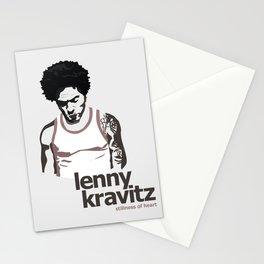 Lenny Kravitz - Portrait II Stationery Cards