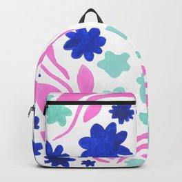 Cool Folk Floral Backpack