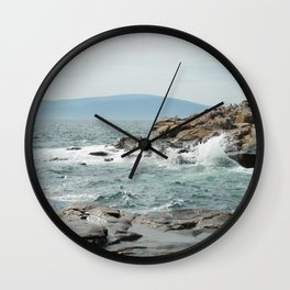 Schoodic Wall Clock