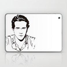 In Black & White II Laptop & iPad Skin