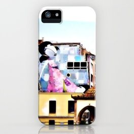 Athens 2007 iPhone Case