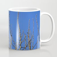 climbing Mugs featuring Climbing  by Tea Tree // P H O T O