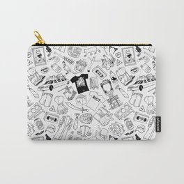 It's Always Sunny Illustration Pattern Carry-All Pouch