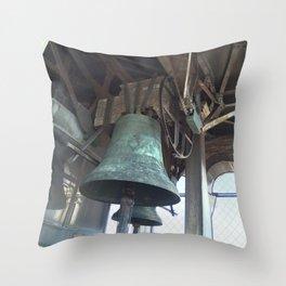 San Marco Belltower, Venice, Italy Throw Pillow