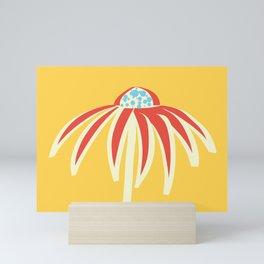 Summer flower Mini Art Print