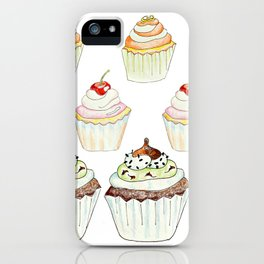 Have a Cupcake! iPhone Case