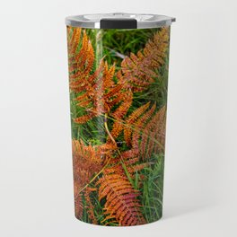 Dried Fern Travel Mug