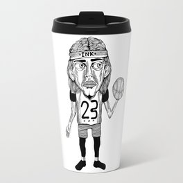INK BALLER Travel Mug