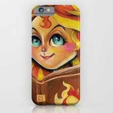 Sunset Shimmer :: Dear Princess Twilight iPhone 6s Slim Case