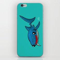 Whale Shark iPhone & iPod Skin