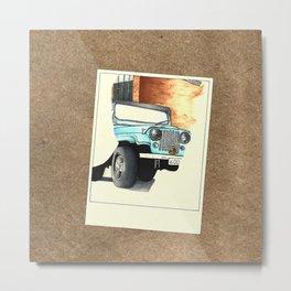 Teen Wolf - Stiles Stilinski Metal Print