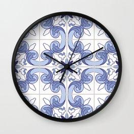TILES BENTO Wall Clock