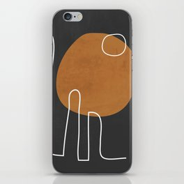 Abstract Art 40 iPhone Skin