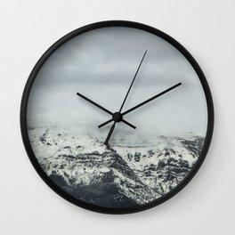 Dinara mountain Wall Clock