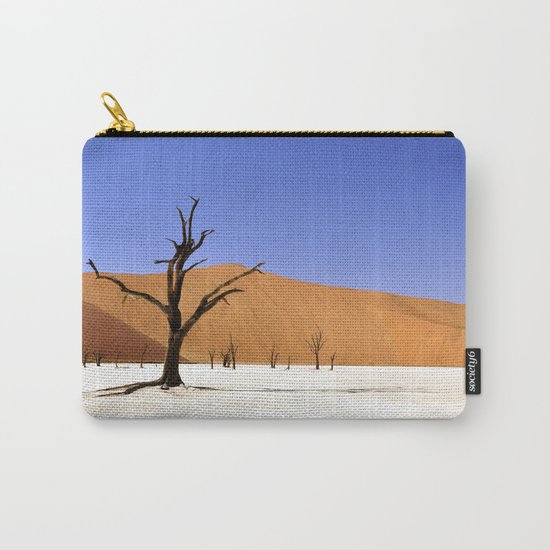 desert tree 4 Carry-All Pouch