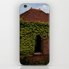 Pump house iPhone & iPod Skin