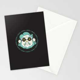 GUILLERMO DEL TORO - DIA DE MUERTOS TRIBUTE Stationery Cards