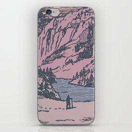 Adventure Is Calling iPhone Skin