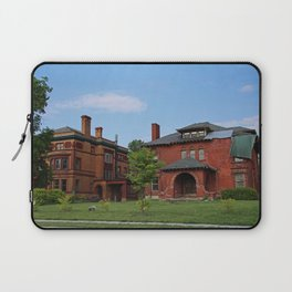 Old West End the Beauty of Blight Laptop Sleeve