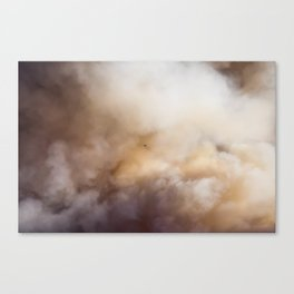 Smokey Skies Canvas Print