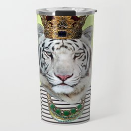 Tiger Queen  Travel Mug