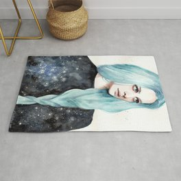 Part of the universe Rug