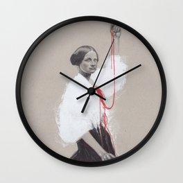 Lorca's Mariana Pineda Wall Clock