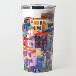 Cinque Terre vol2 Travel Mug
