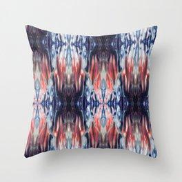 Silk Dye Throw Pillow