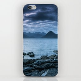 The Dark Cuillin II iPhone Skin