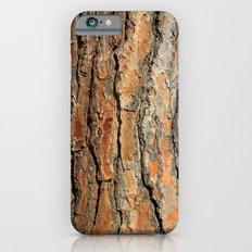 Bark 05 Red Brown Slim Case iPhone 6s