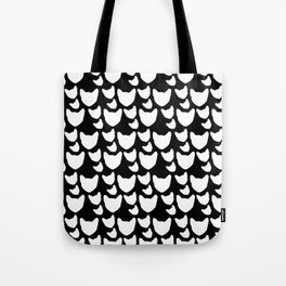 BX Feral Cat Care - Jackson's Face Pattern Tote Bag