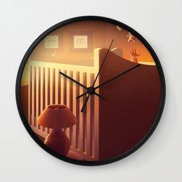 Baby Room Wall Clock