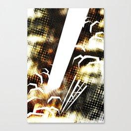 SpaceX Celebration Canvas Print