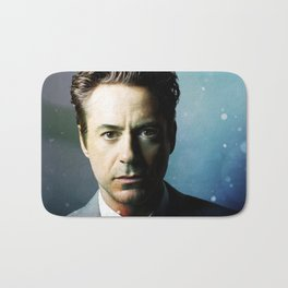 Robert Downey Jr 001 Bath Mat