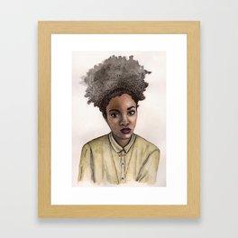Afropunk Framed Art Print