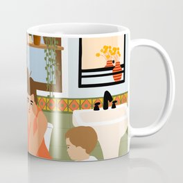 Personal boundaries Coffee Mug