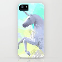 Magic Unicorn I iPhone Case