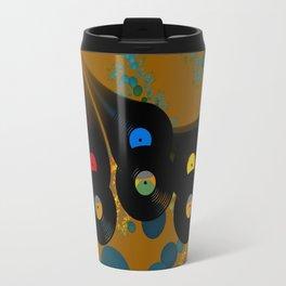 Vinyl Travel Mug