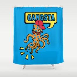 Gangstapus Shower Curtain
