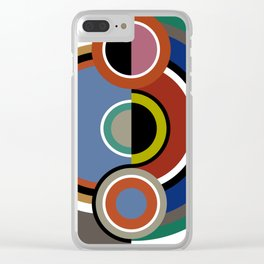 Sonia Clear iPhone Case