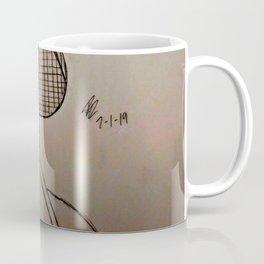 Missy Elliot by Double R Coffee Mug