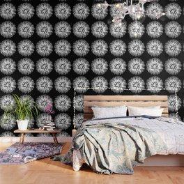 Make A Wish Dandelion Vector In White Wallpaper
