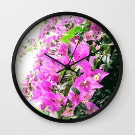 Bright Side Wall Clock