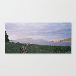 Spencer Spit, Washington Canvas Print