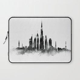 Dubai Skyline Laptop Sleeve