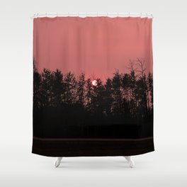 752fd107c2 Caught Shower Curtains