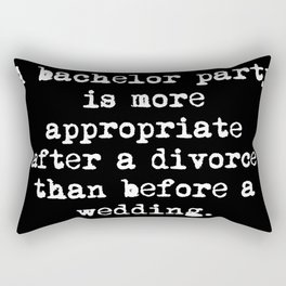 Wedding Rectangular Pillow