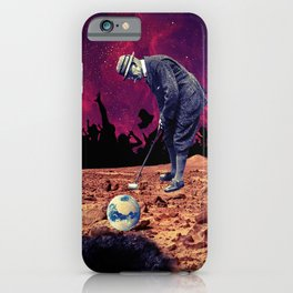 Golf iPhone Case