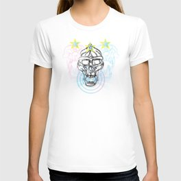 Gorilla Skull with Mandril Skulls T-shirt